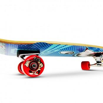 Grommet surfing skateboard