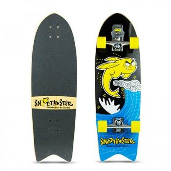 fish-tail-32-flying-fish-surfing-skateboard-yellow-black-shop