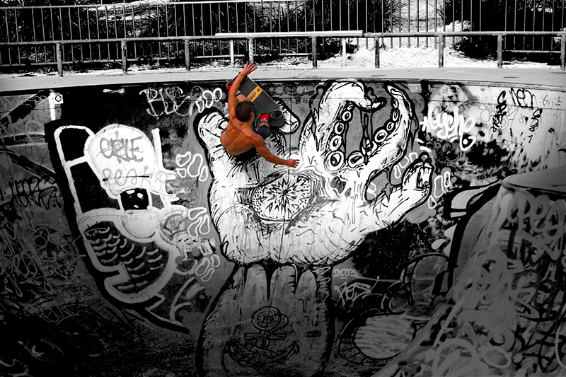 ben Maroubra NSW skatepark